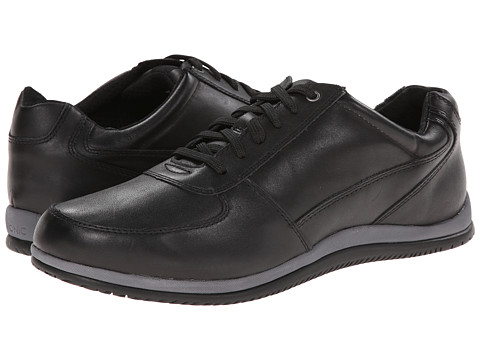 VIONIC with Orthaheel Technology - Branxton (Black) Men's Shoes