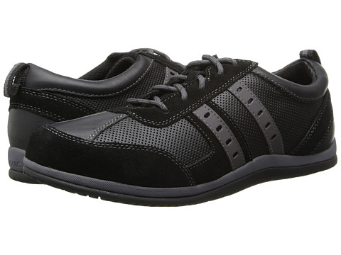 VIONIC with Orthaheel Technology - Lombardi (Black) Men's Shoes