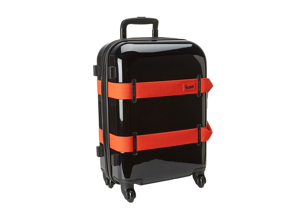 Crumpler - Vis-A-Vis Cabin 4 Wheeled Luggage (Red) Luggage