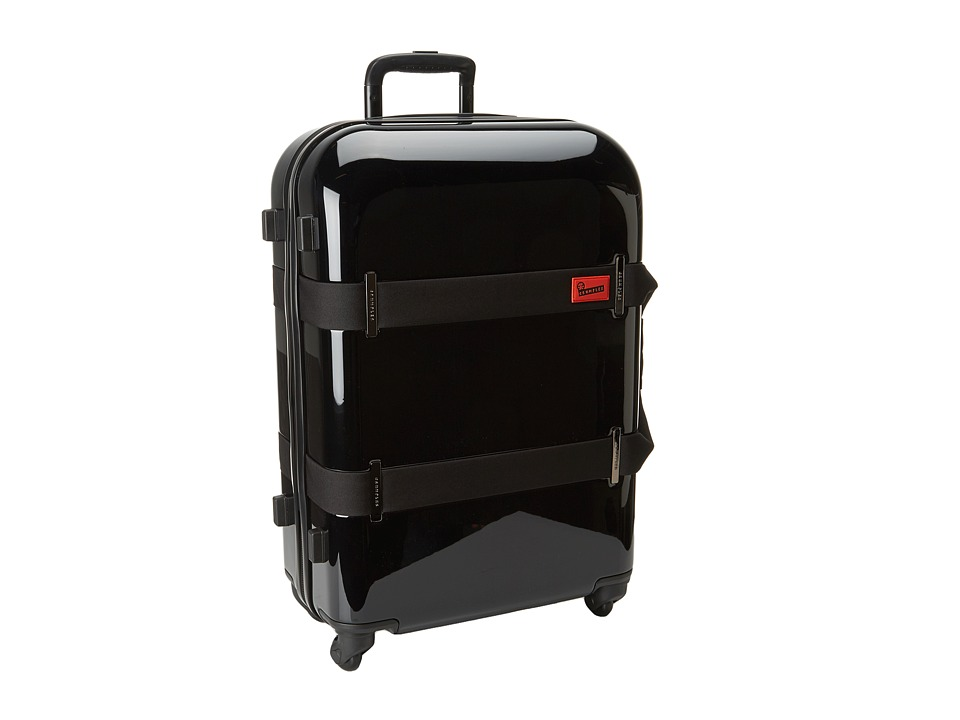 Crumpler - Vis-A-Vis Trunk (68CM) 4 Wheeled Luggage (Black) Luggage