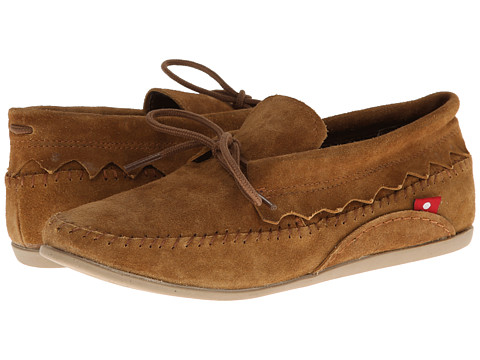 Oliberte - Aduni (Mocha Suede) Women's Slip on Shoes