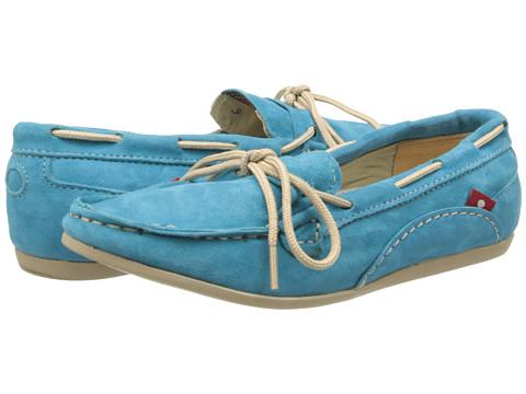 Oliberte - Niami (Sky Blue Suede) Women's Shoes