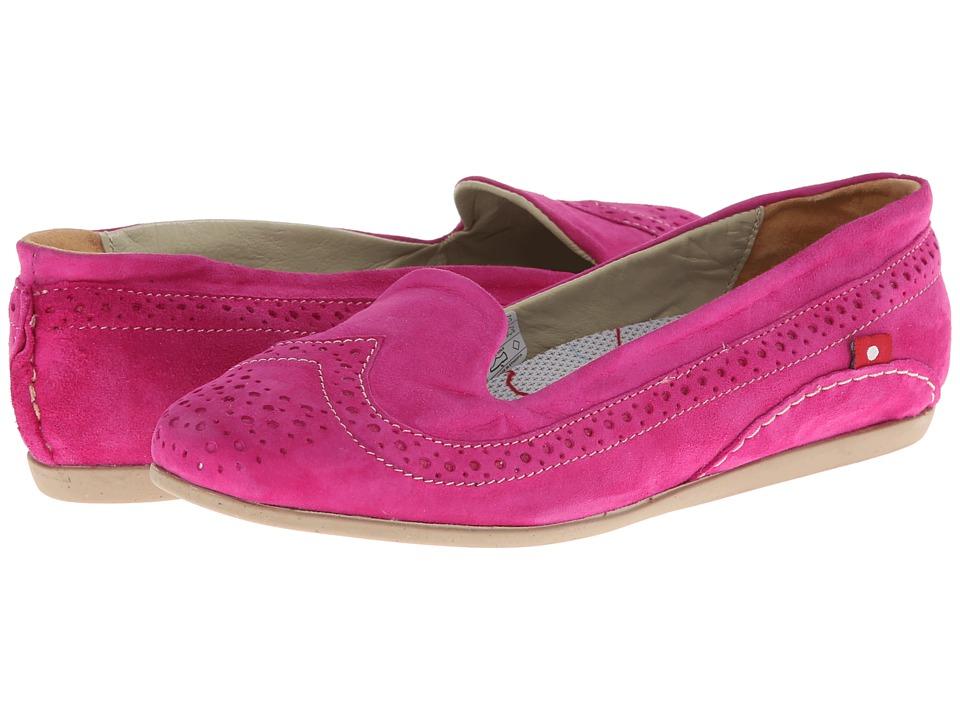 Oliberte - Blanca (Rose Pink Suede) Women