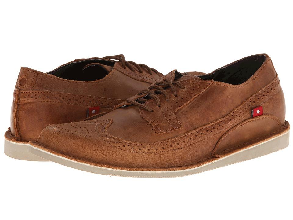 Oliberte - Manilo (Rustic Brown) Men's Shoes