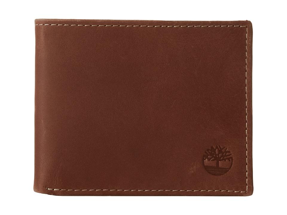 Timberland - Hunter Passcase (Brown) Wallet