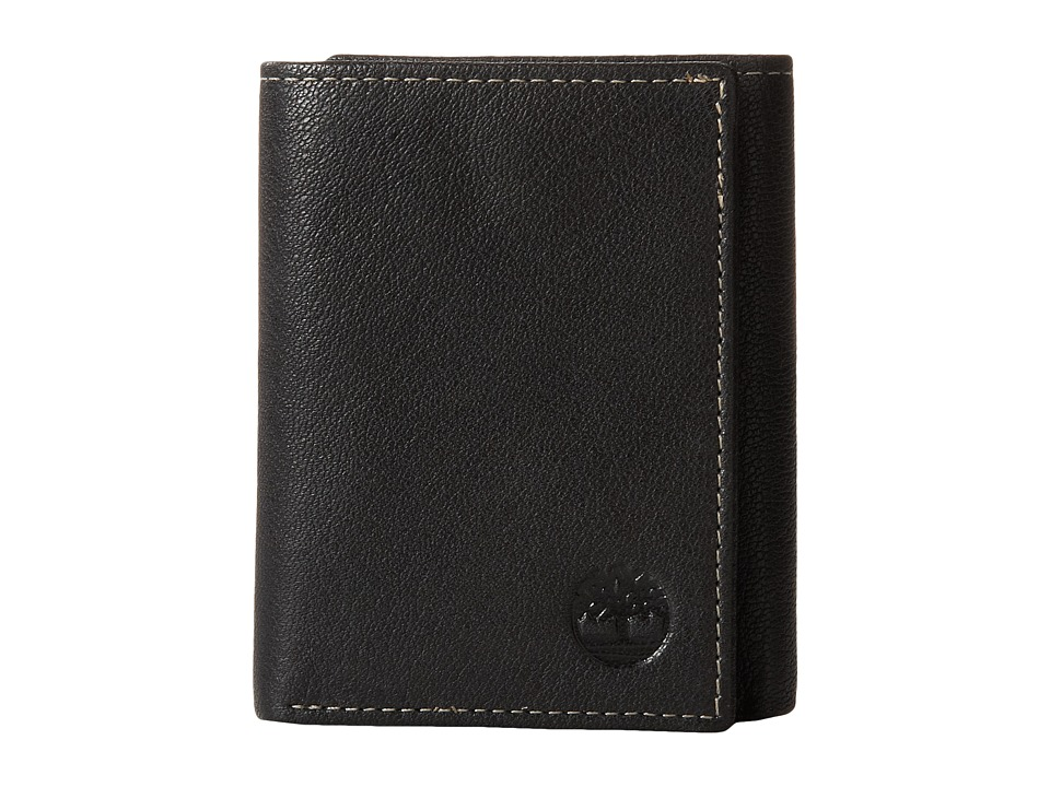 Timberland - Blix Trifold (Black) Wallet