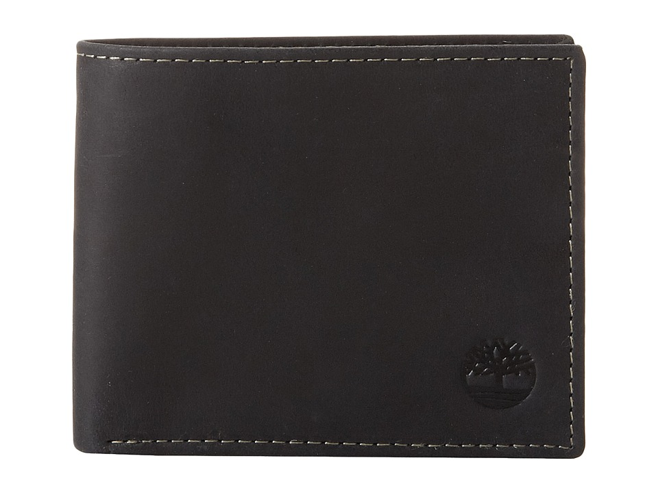 Timberland - Hunter Passcase (Black) Wallet