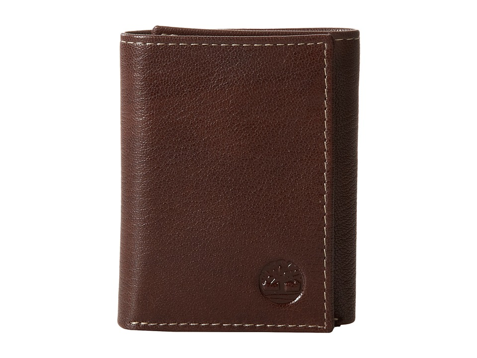 Timberland - Blix Trifold (Brown) Wallet