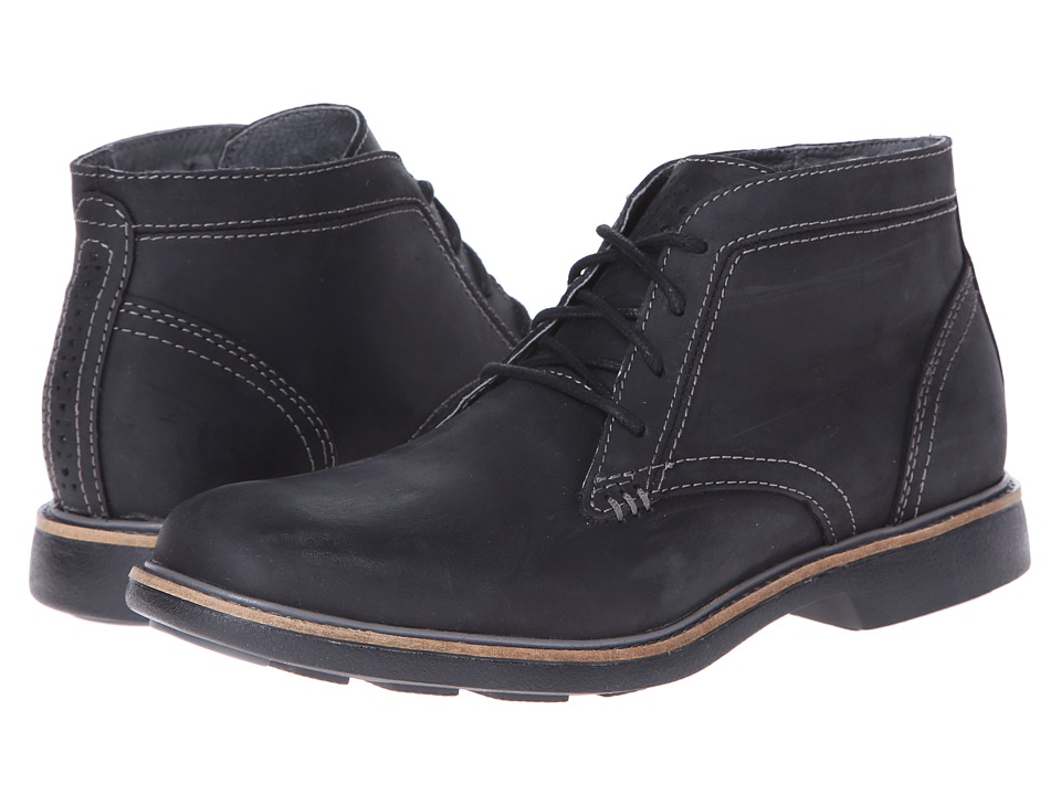 Mark Nason - Morley (Black) Men's Lace up casual Shoes