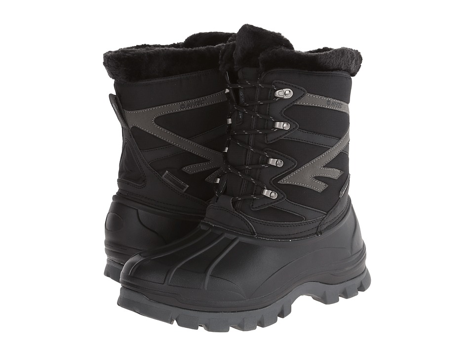 Hi-Tec - Avalanche (Black/Grey) Men
