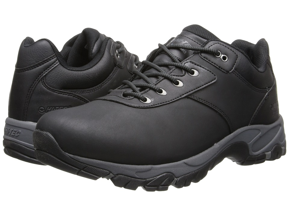 Hi-Tec - Altitude V Low I WP (Black) Men's Shoes