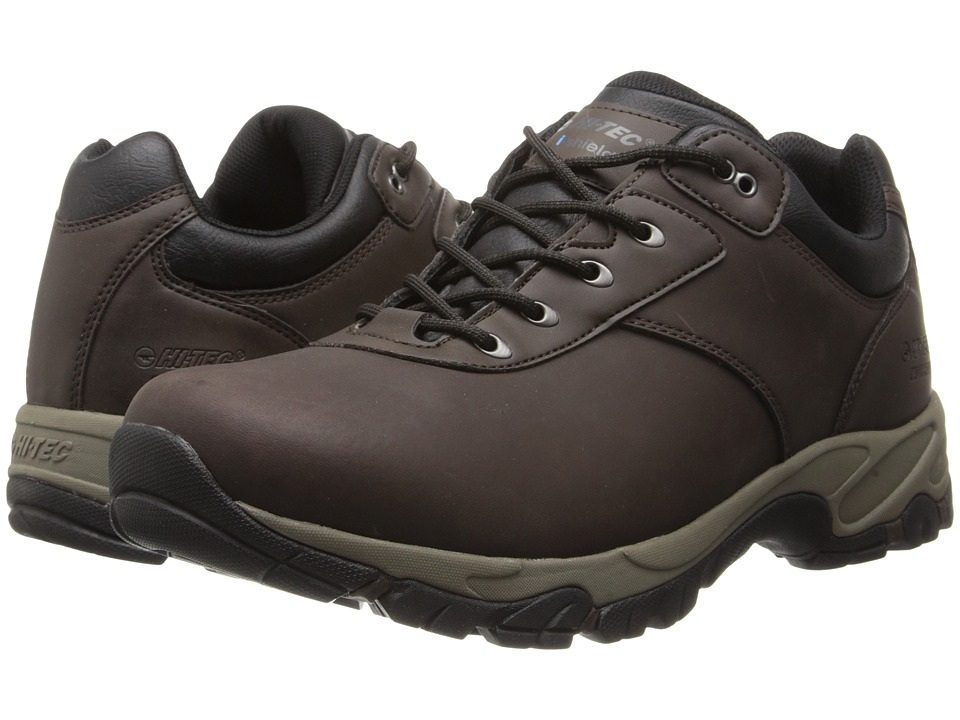 Hi-Tec - Altitude V Low I WP (Dark Chocolate) Men's Shoes