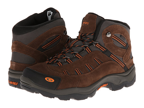 Hi-Tec - Bandera Mid WP (Taupe/Gold) Men's Hiking Boots