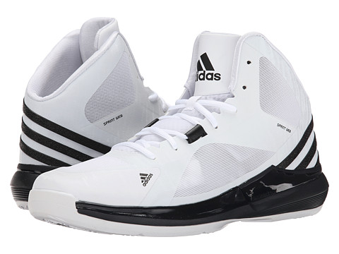 adidas - Crazy Strike (Core White/Black) Men