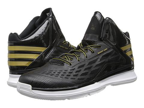 UPC 887383652510 product image for adidas Transcend (Black/Gold Metallic) Men's  Basketball Shoes