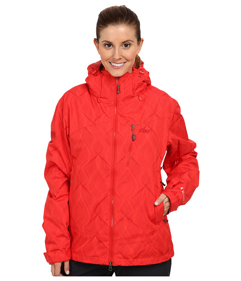 Outdoor Research - Igneo Jacket (Flame Print) Women's Jacket