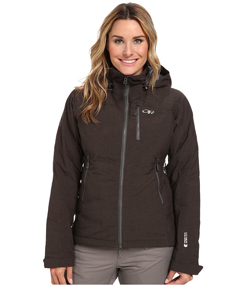 Outdoor Research - StormBound Jacket (Charcoal/Pewter) Women