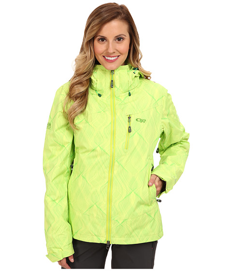Outdoor Research - Igneo Jacket (Laurel Print) Women's Jacket