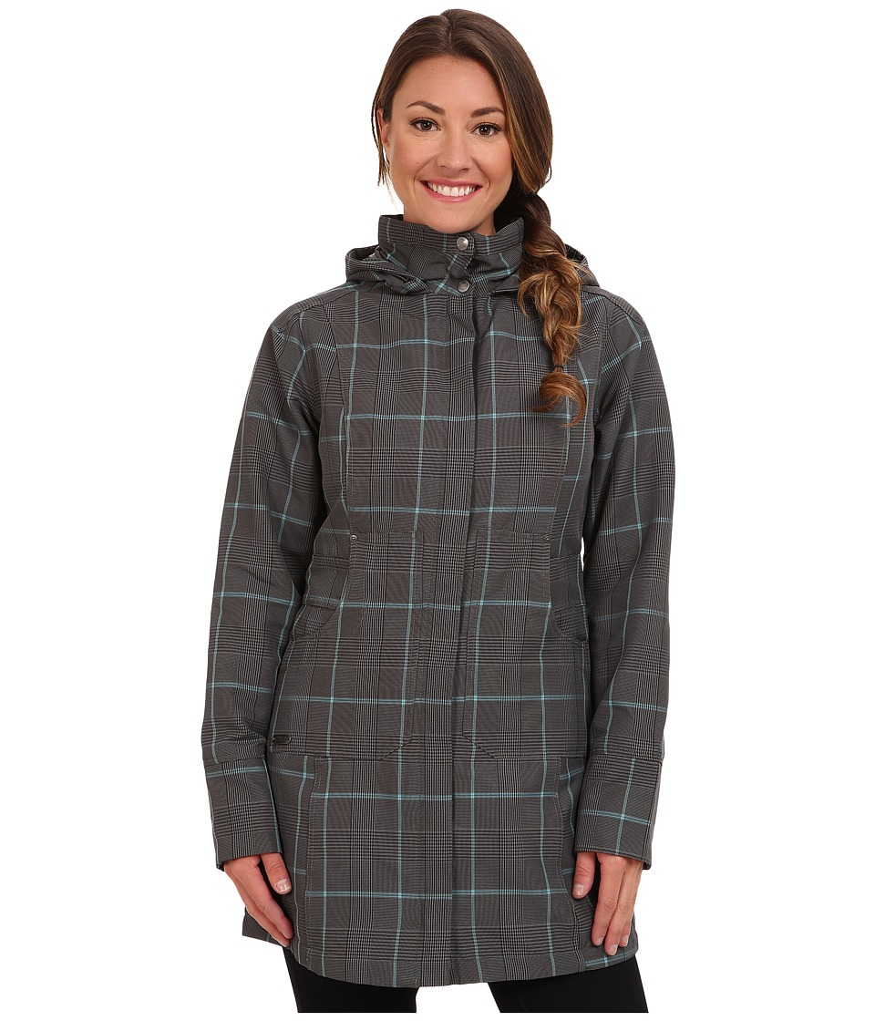 Outdoor Research - Winter Decibelle Jacket (Pewter/Rio) Women's Coat