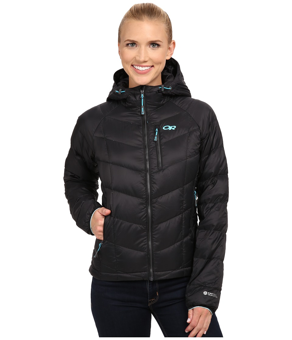 Outdoor Research - Sonata Hoody (Black/Rio) Women's Sweatshirt