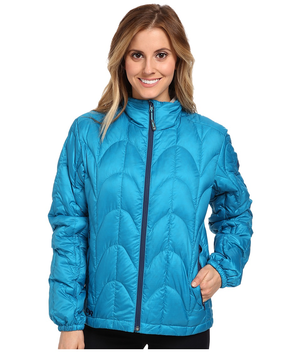 Outdoor Research - Aria Jacket (Alpine Lake/Rio) Women's Coat