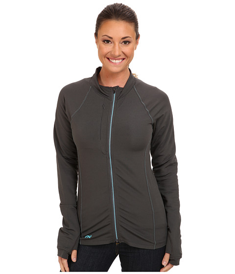 Outdoor Research - Delta Hoody (Charcoal) Women's Sweatshirt