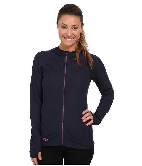 Outdoor Research - Delta Hoody (Night/Ultraviolet) Women