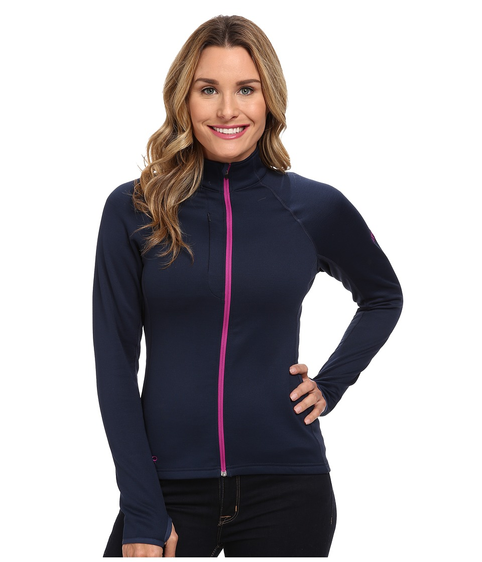 Outdoor Research - Radiant Hybrid Jacket (Night/Ultraviolet) Women's Fleece