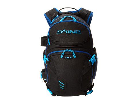 UPC 610934864588 - Dakine Heli Pro DLX 20L Backpack (Glacier ...