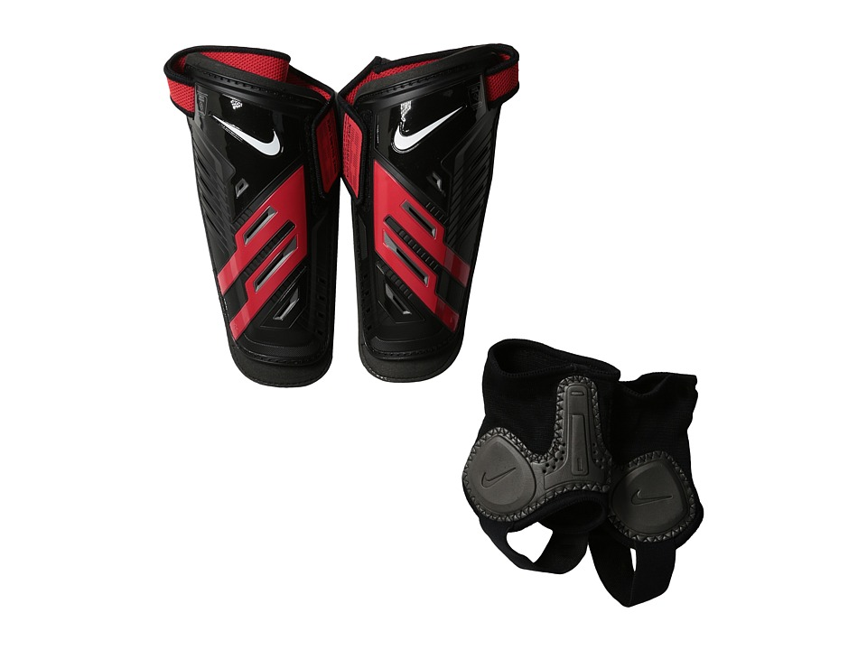 Nike - Protegga Shield (Black/Red) Athletic Sports Equipment