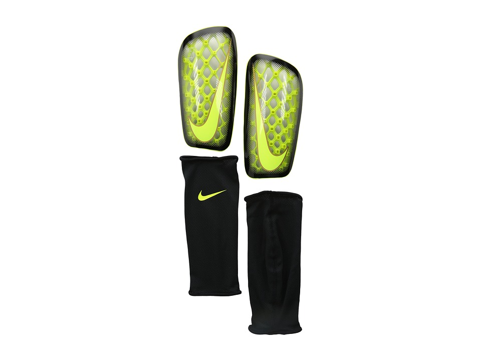 Nike - Mercurial Flylight (Clear Volt/Black) Athletic Sports Equipment