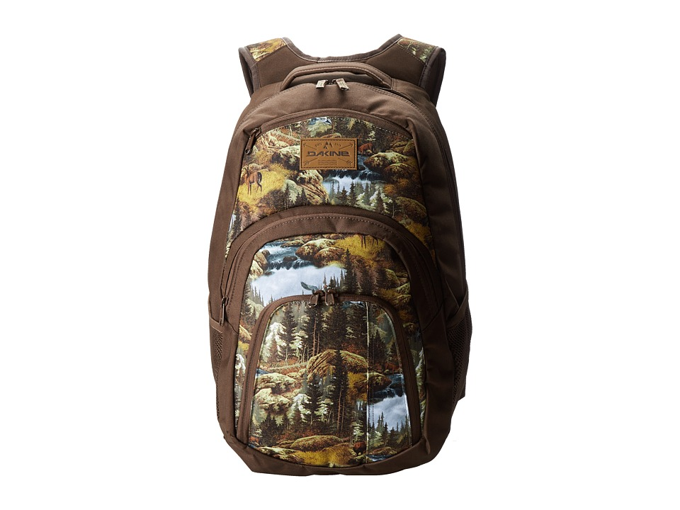 Dakine - Campus 33L Backpack (Paradise) Backpack Bags