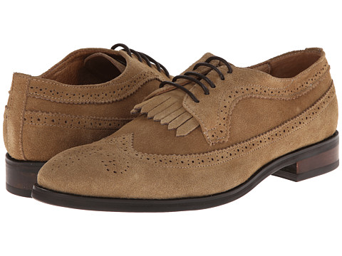 JD Fisk - Gera (Khaki Suede) Men's Shoes