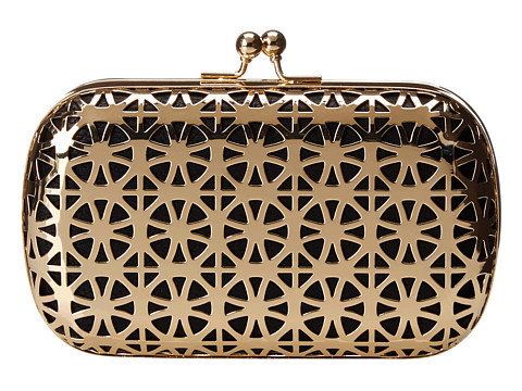 Big Buddha - Orlando (Black) Clutch Handbags