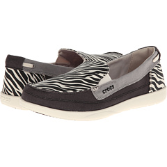 Walu Wild Graphc Loafer (Black/Stucco)