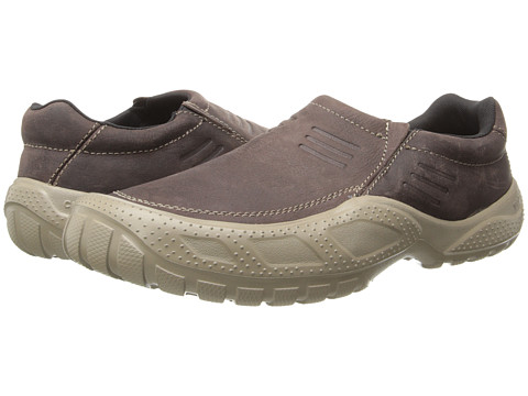 Crocs - Yukon Slip-on Shoe (Coffee/Khaki) Men