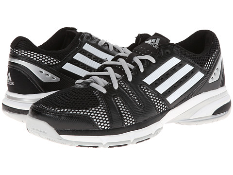 adidas - Volley Light (Black/Grey/Core White) Women