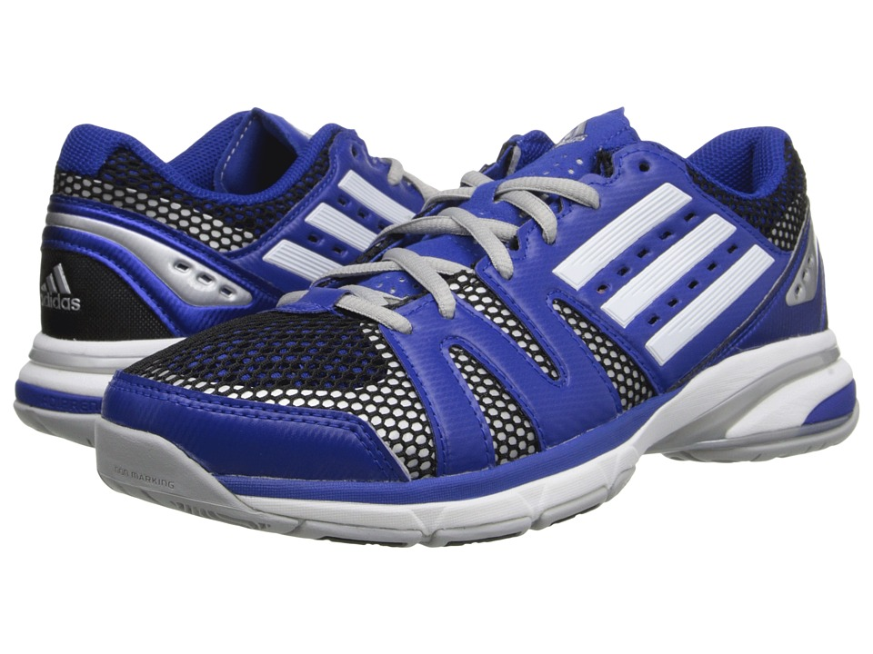 adidas - Volley Light (Collegiate Royal/Core White/Grey) Women