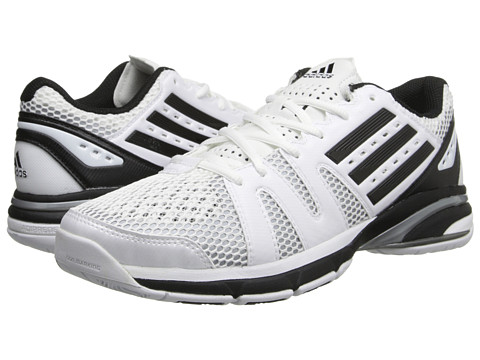 adidas - Volley Light (Core White/Grey/Black) Women