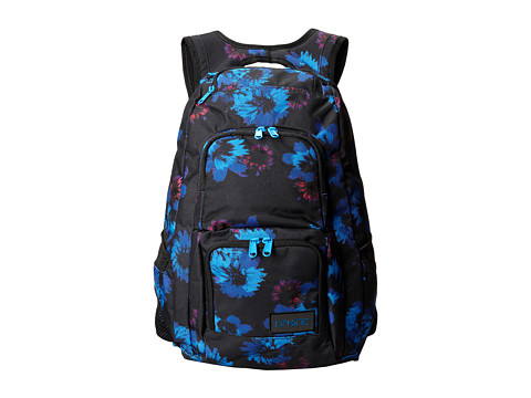 Dakine - Jewel 26L (Blue Flowers) Backpack Bags