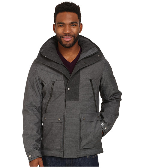 Royal Robbins - Weather All Parka (Jet Black) Men's Coat
