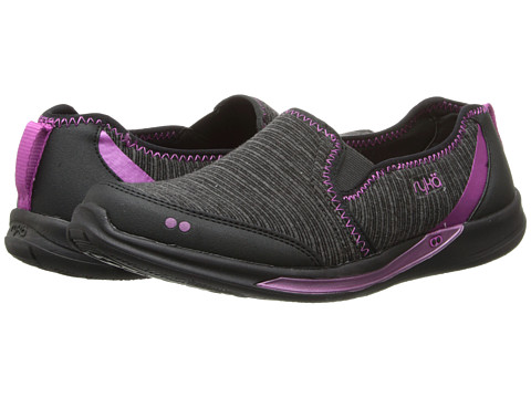 Ryka - Thrill (Black/Metallic Bougainvillea) Women's Shoes