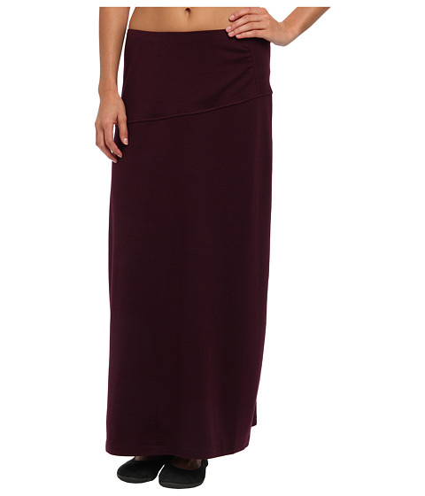 Royal Robbins - Essential Tencel Maxi Skirt (Blackberry) Women