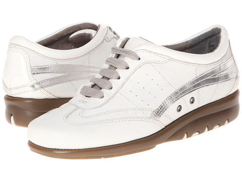 Aerosoles - Air Cushion (White Leather) Women