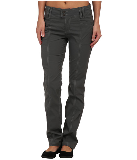 Royal Robbins - Discovery Strider Pant (Charcoal) Women's Casual Pants