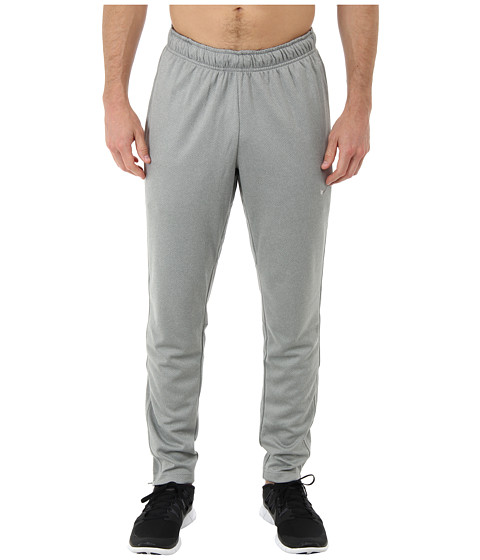 Nike - Dri-FIT Training Pant (Dark Grey Heather/Medium Grey) Men's Workout