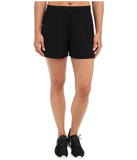 Nike - Nike 5 Fly Knit Short (Black/White) Women
