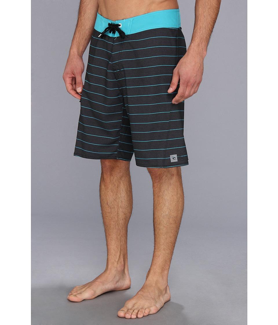 Rip Curl Lined Up Boardshort Mens Swimwear (Gray)