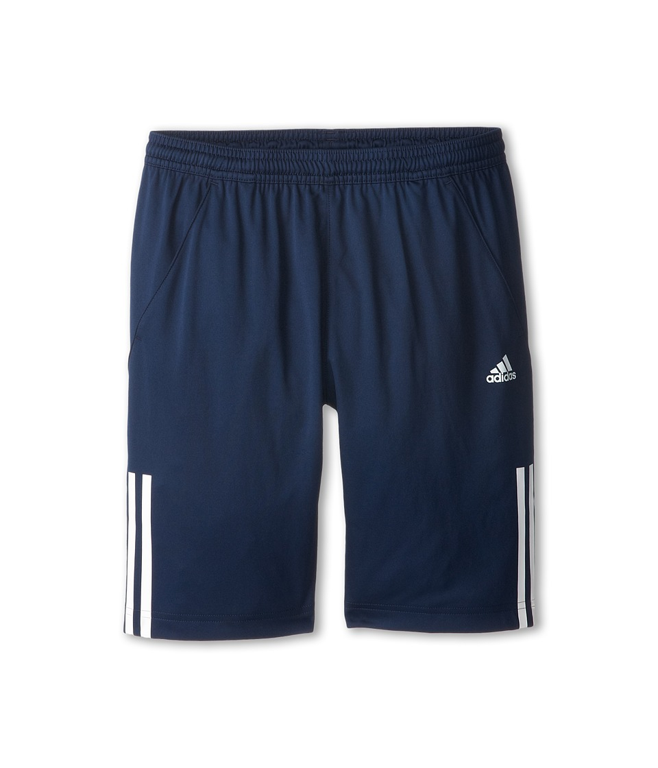 adidas Kids - Boys' Response CC Bermuda (Little Kid/Big Kid) (Collegiate Navy/White) Boy's Shorts