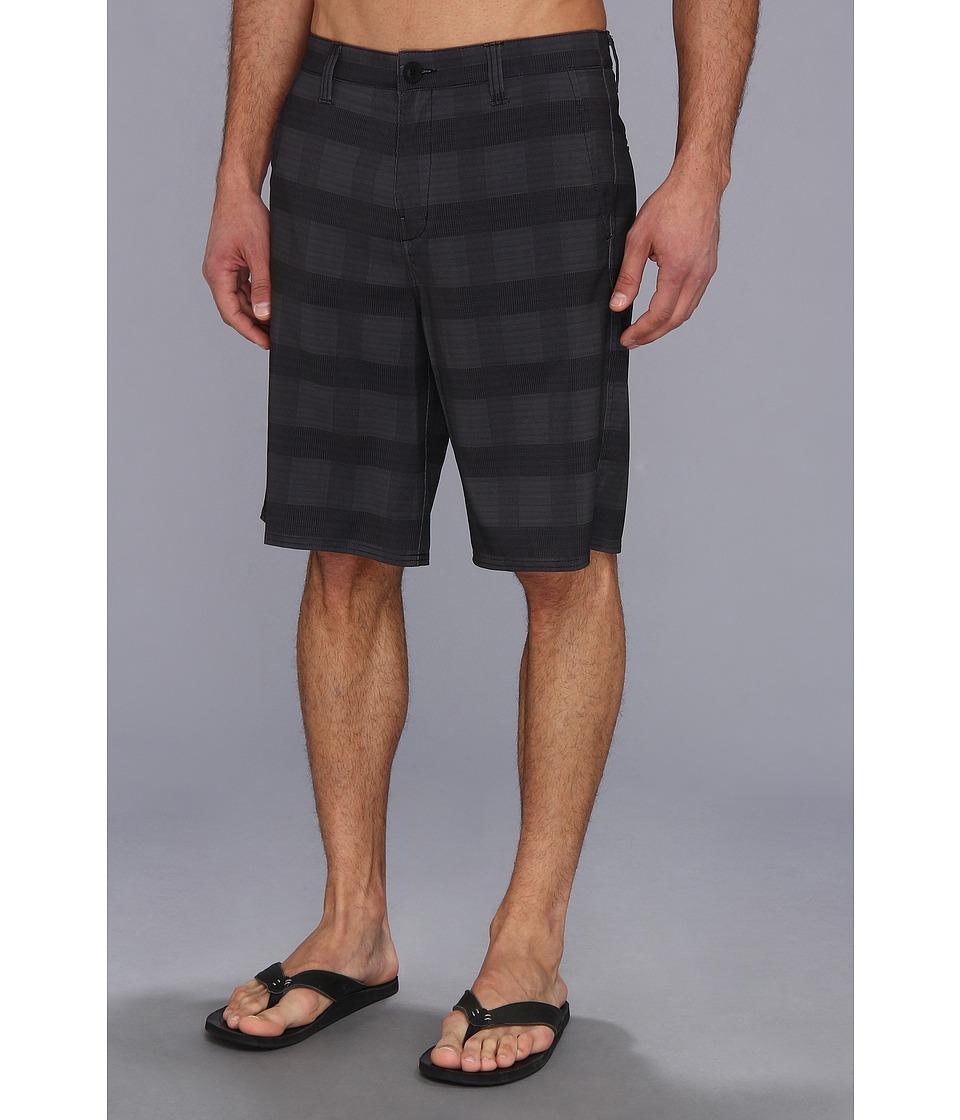 Rip Curl Mirage Declassified Boardwalk Mens Shorts (Black)
